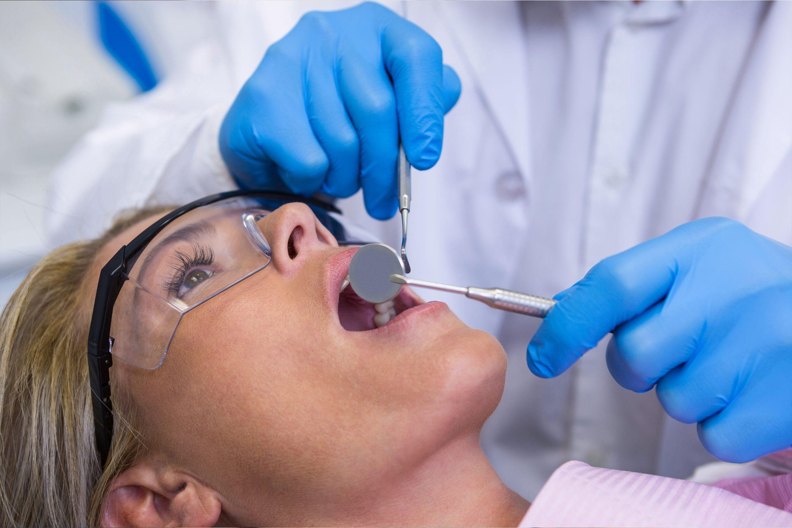 Dental Exam - Central Austin Dentist - Treaty Oak Dental - Dental Cleaning
